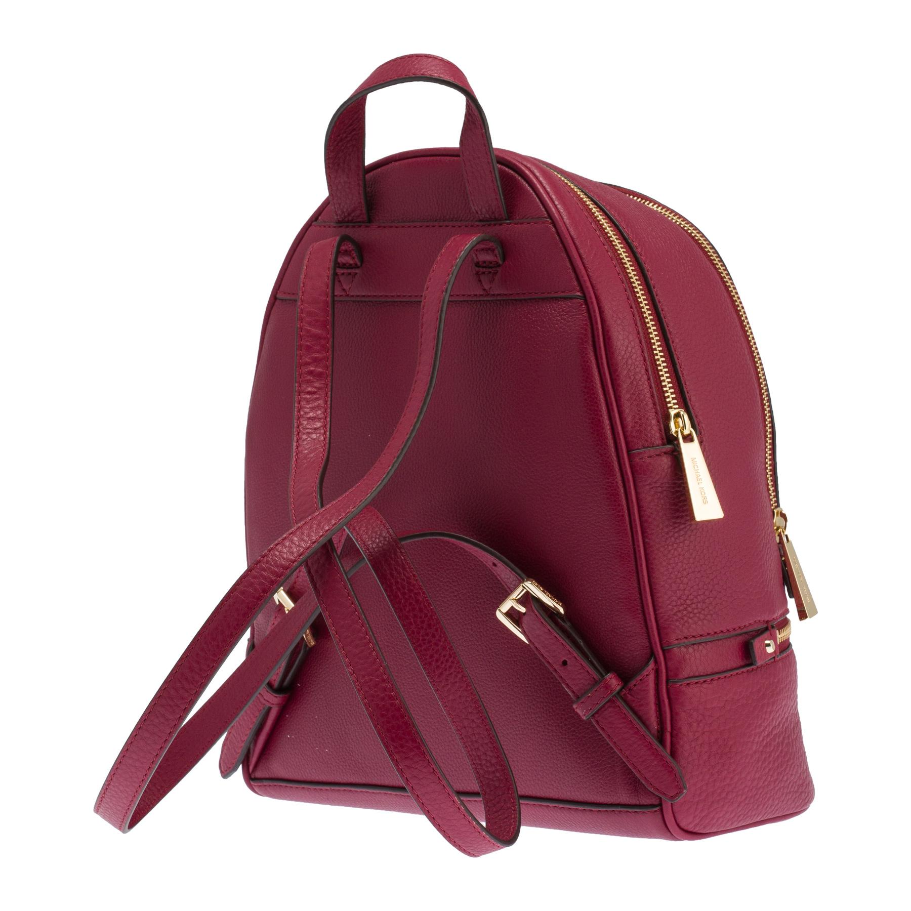 49424c631c Michael Kors Σακίδιο Πλάτης (Backpack) Κερασί ( Maroon )