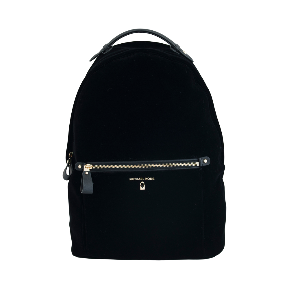 58a4ac85da Michael Kors Σακίδιο Πλάτης ( Backpack ) Μαύρο Βελούδο ( Black ...